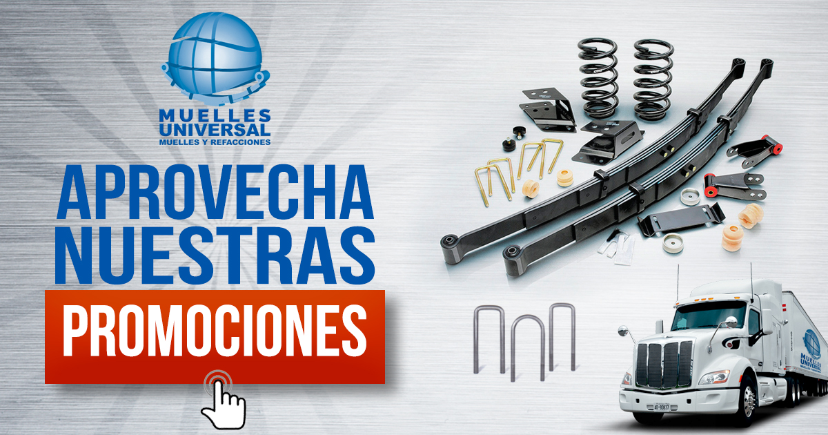 Muelles Universal